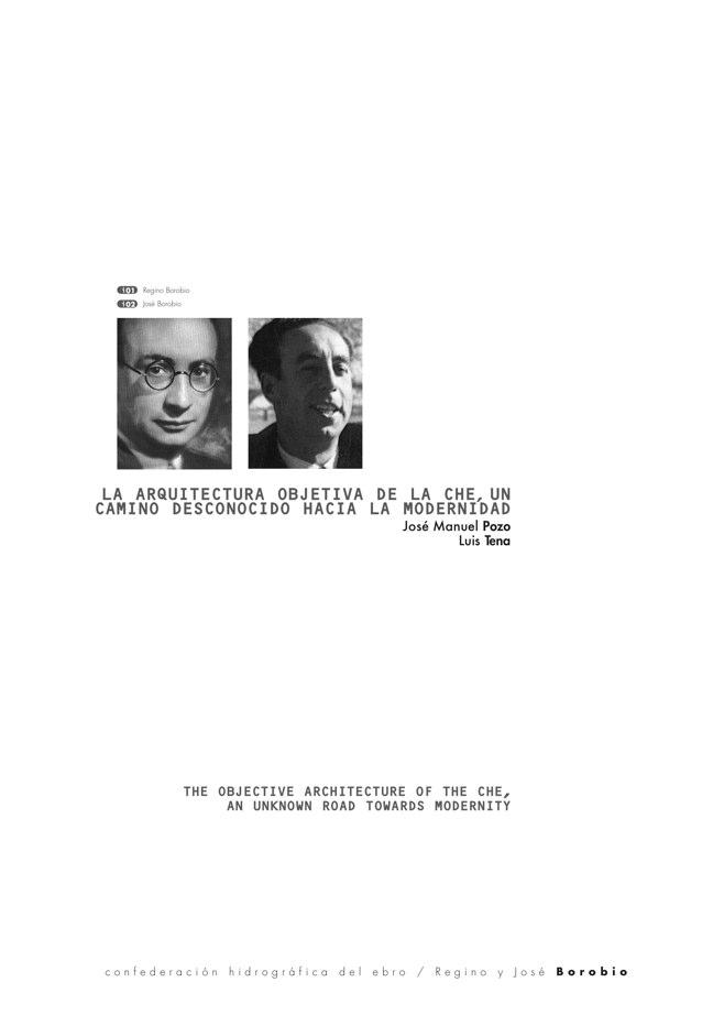 AACC 01 EDIFICIO DE LA CONFEDERACIÓN HIDROGRÁFICA DEL EBRO. Regino Borobio y José Borobio - Preview 2