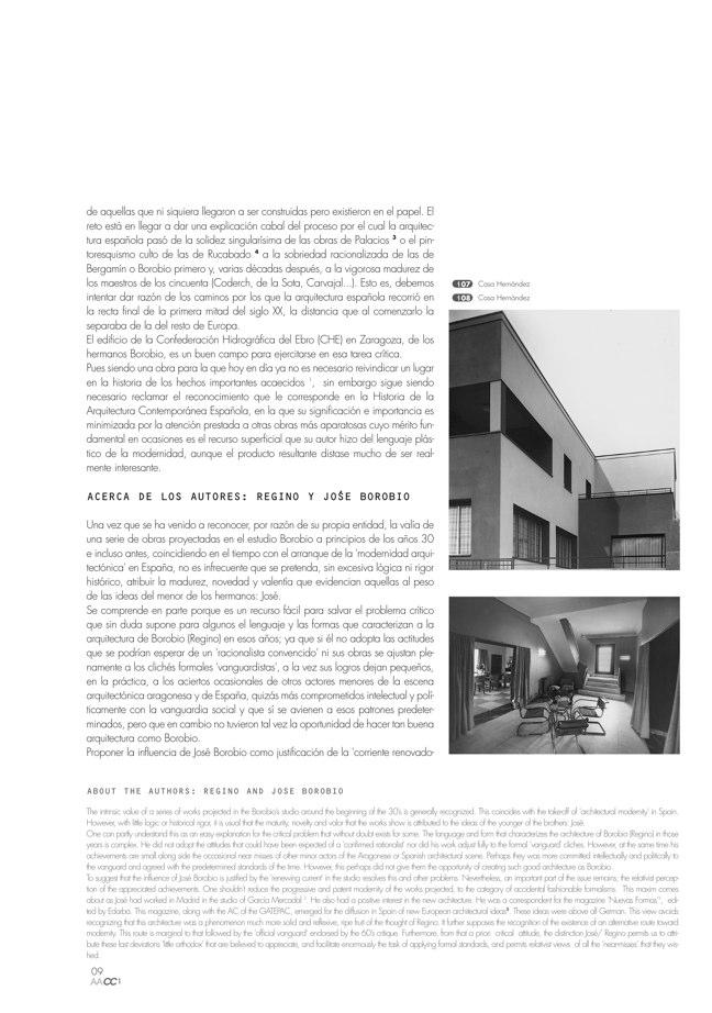 AACC 01 EDIFICIO DE LA CONFEDERACIÓN HIDROGRÁFICA DEL EBRO. Regino Borobio y José Borobio - Preview 5