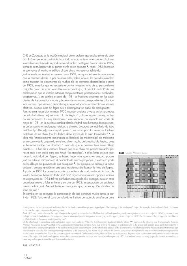 AACC 01 EDIFICIO DE LA CONFEDERACIÓN HIDROGRÁFICA DEL EBRO. Regino Borobio y José Borobio - Preview 7