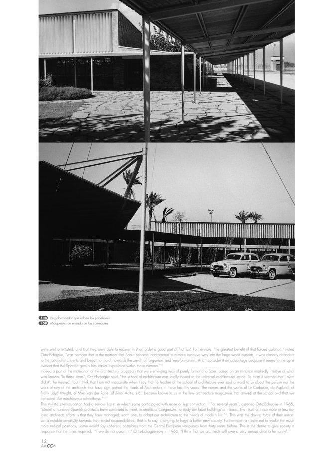 AACC 02 COMEDORES DE LA SEAT. Ortiz-Echagüe, Barbero y de la Joya - Preview 3