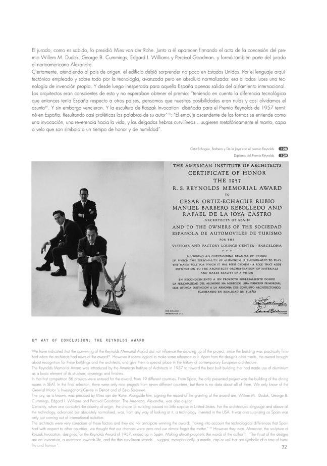 AACC 02 COMEDORES DE LA SEAT. Ortiz-Echagüe, Barbero y de la Joya - Preview 5