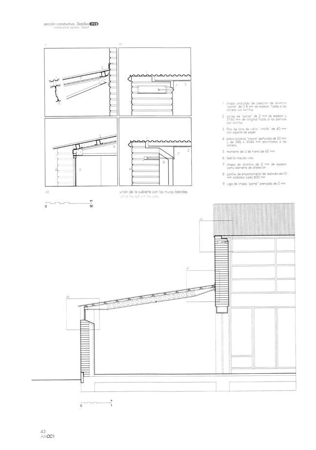 AACC 02 COMEDORES DE LA SEAT. Ortiz-Echagüe, Barbero y de la Joya - Preview 6