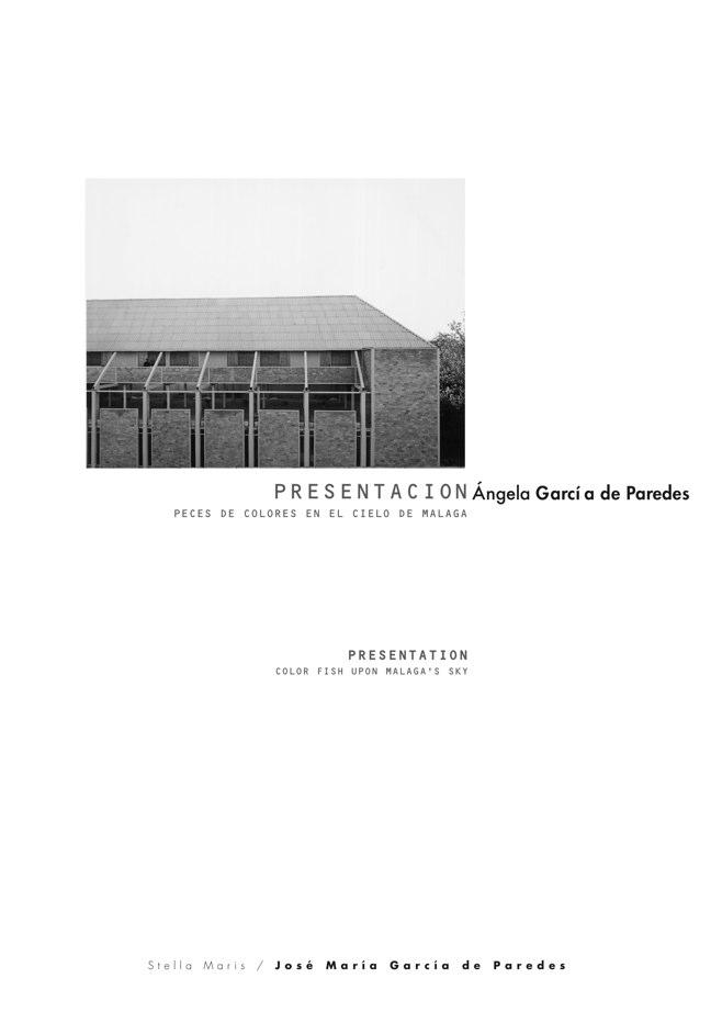 AACC 10 STELLA MARIS. Iglesia y Convento Santa Marí. José María García de Paredes - Preview 2