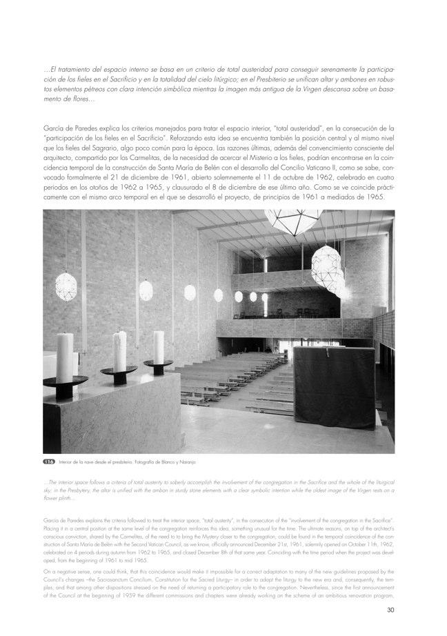 AACC 10 STELLA MARIS. Iglesia y Convento Santa Marí. José María García de Paredes - Preview 7