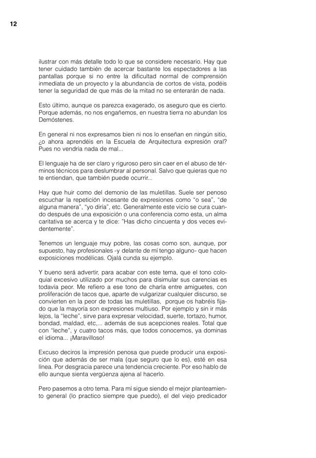 Lecciones 03 FERNANDO REDON, el oficio del arquitecto - Preview 10