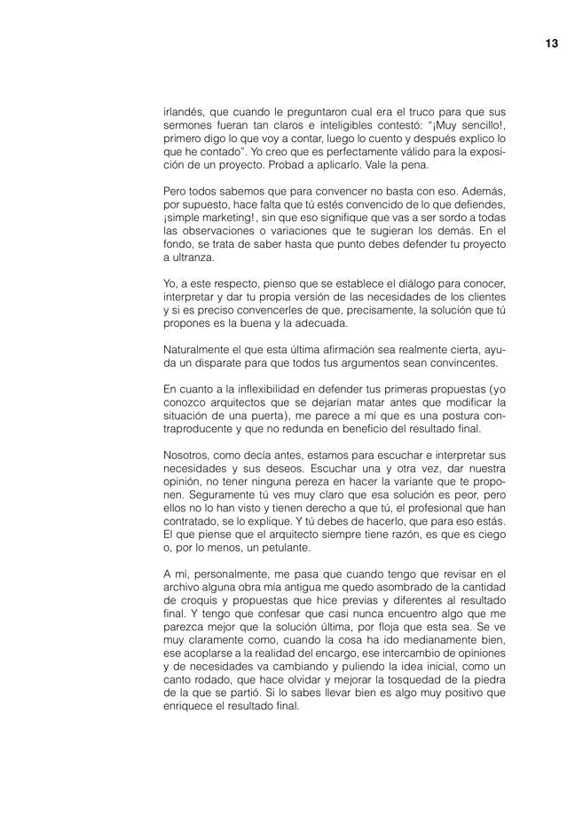 Lecciones 03 FERNANDO REDON, el oficio del arquitecto - Preview 11