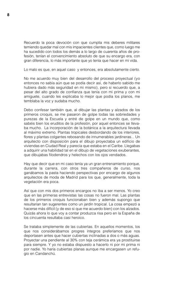 Lecciones 03 FERNANDO REDON, el oficio del arquitecto - Preview 6