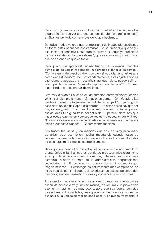 Lecciones 03 FERNANDO REDON, el oficio del arquitecto - Preview 9