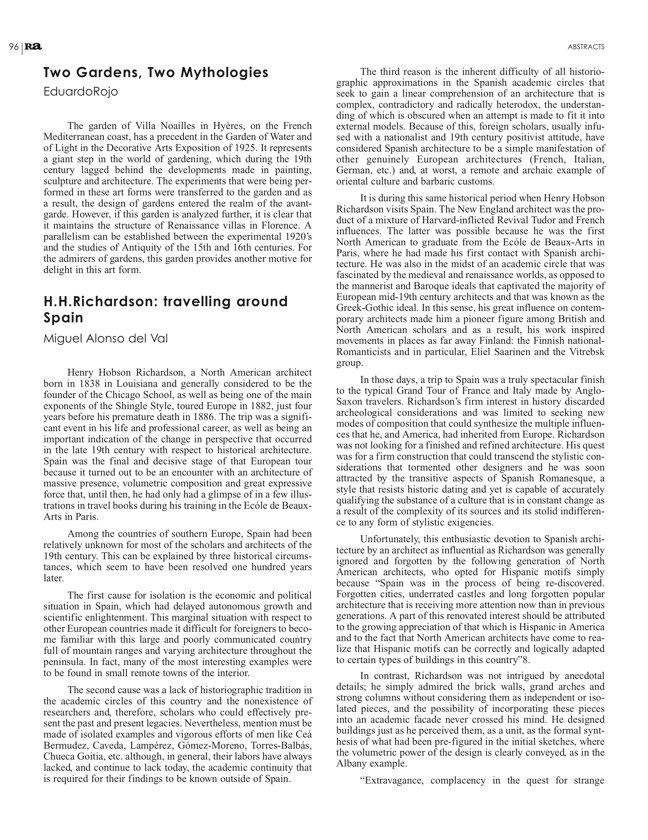 Ra 02 Revista de Arquitectura - Preview 21