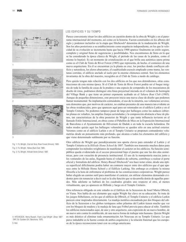 Ra 03 Revista de Arquitectura - Preview 17