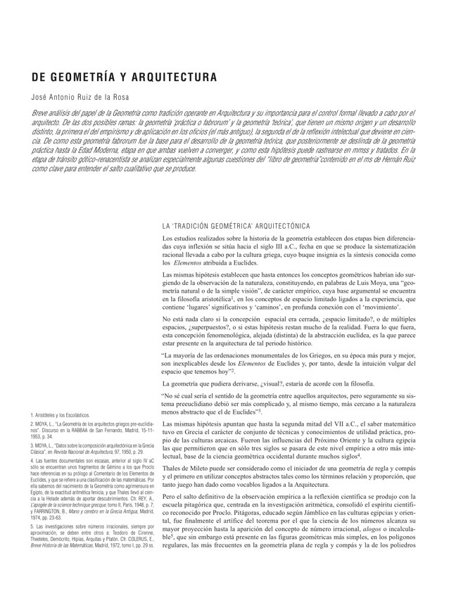 Ra 03 Revista de Arquitectura - Preview 4