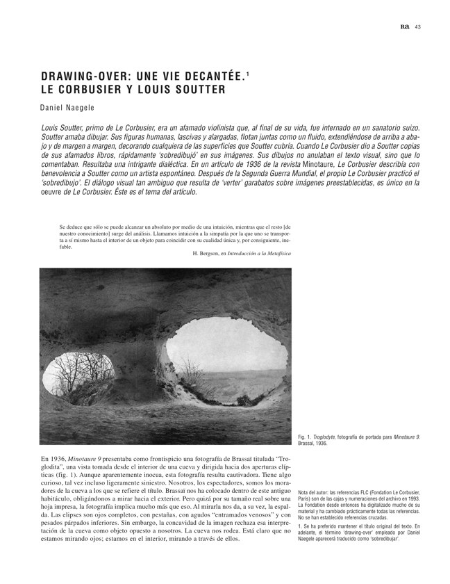 Ra 06 Revista de Arquitectura - Preview 10