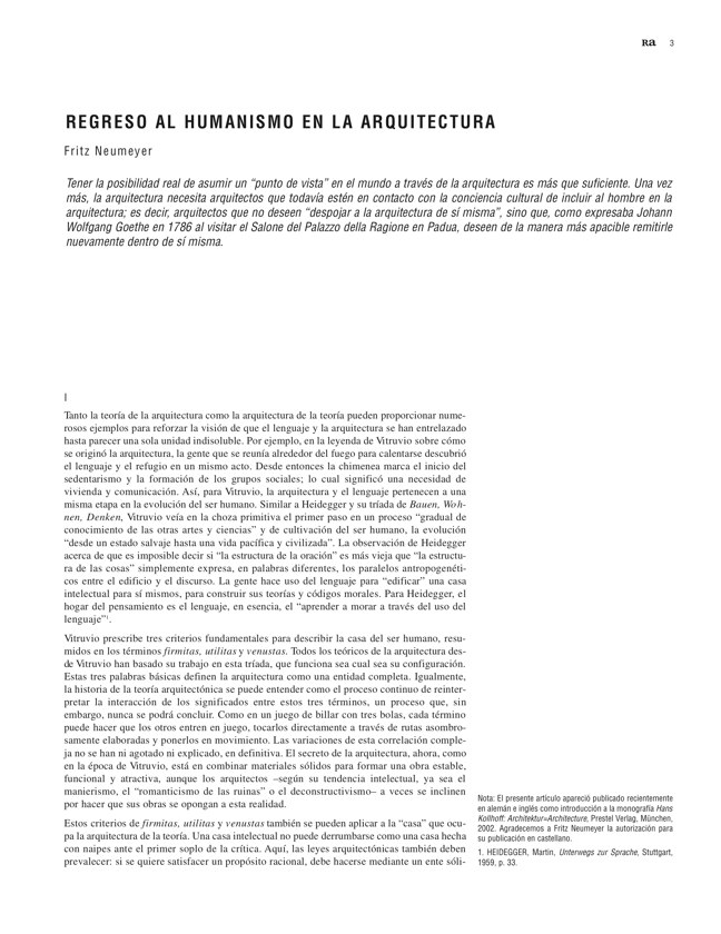 Ra 06 Revista de Arquitectura - Preview 2