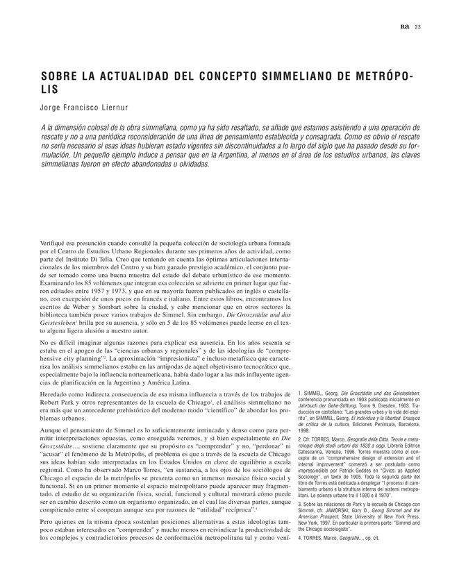 Ra 06 Revista de Arquitectura - Preview 6