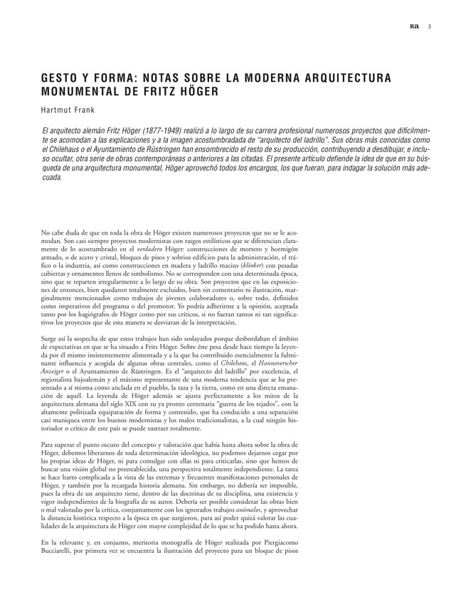 Ra 07 Revista de Arquitectura - Preview 2