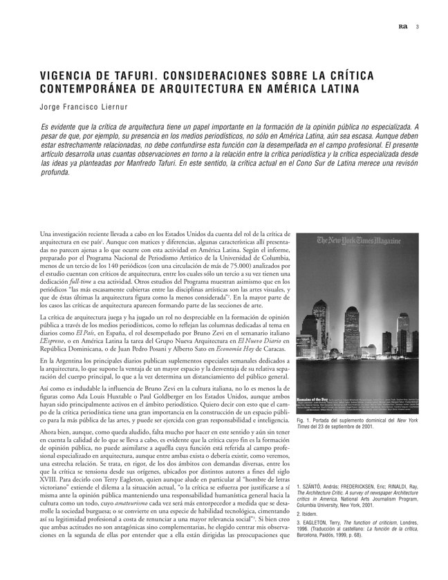 Ra 08 Revista de Arquitectura - Preview 2