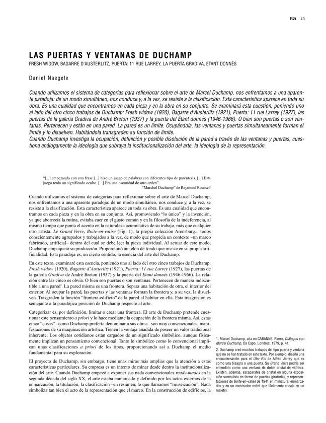 Ra 09 Revista de Arquitectura - Preview 5