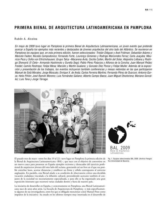 Ra 11 Revista de Arquitectura - Preview 26
