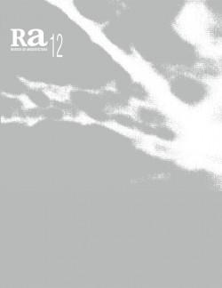 Ra 12 Revista de Arquitectura