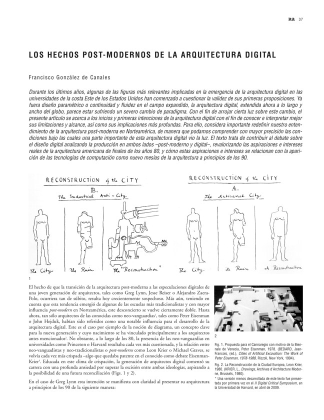 Ra 12 Revista de Arquitectura - Preview 6