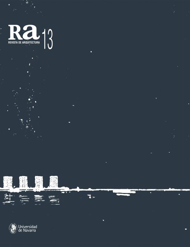 Ra 13 revista de arquitectura archpapers for Revistas de arquitectura online