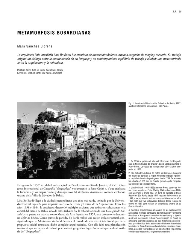 Ra 13 Revista de Arquitectura - Preview 4