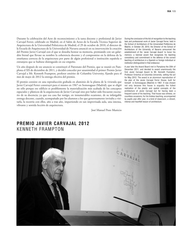 Ra 14 Revista de Arquitectura - Preview 13