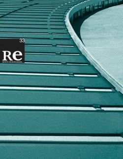 RE 33 Revista de Edificación EDIFICIO PARA LA CONSEJERÍA DE SALUD Y SERGAS