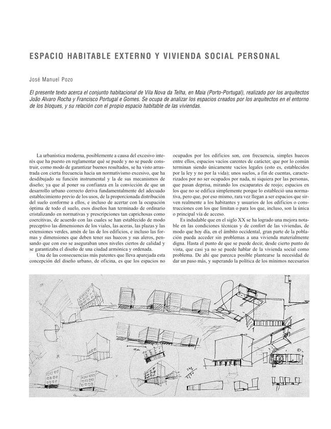 RE 33 Revista de Edificación EDIFICIO PARA LA CONSEJERÍA DE SALUD Y SERGAS - Preview 11
