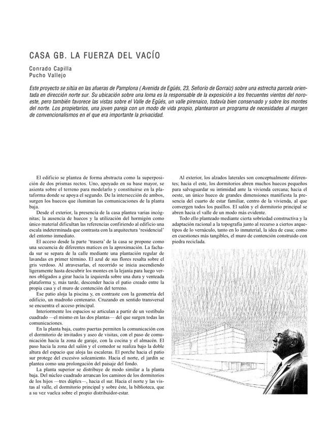 RE 33 Revista de Edificación EDIFICIO PARA LA CONSEJERÍA DE SALUD Y SERGAS - Preview 13