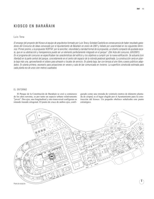 RE 35 Revista de Edificación PARLAMENTO DE NAVARRA - Preview 15