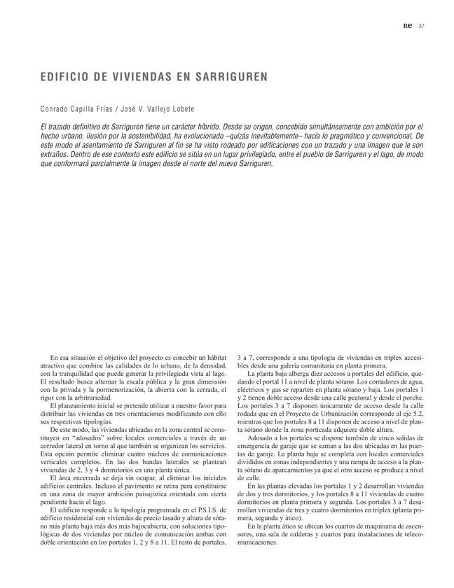 RE 36-37 I Revista de Edificación. Colegio Jesuitas de Indautxu - Preview 12