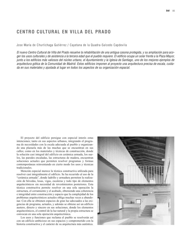 RE 36-37 I Revista de Edificación. Colegio Jesuitas de Indautxu - Preview 19