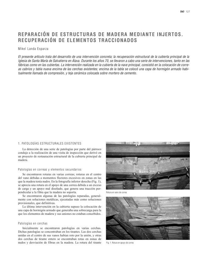 RE 36-37 I Revista de Edificación. Colegio Jesuitas de Indautxu - Preview 29