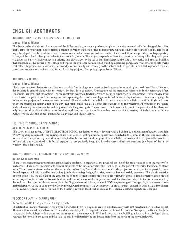 RE 36-37 I Revista de Edificación. Colegio Jesuitas de Indautxu - Preview 36
