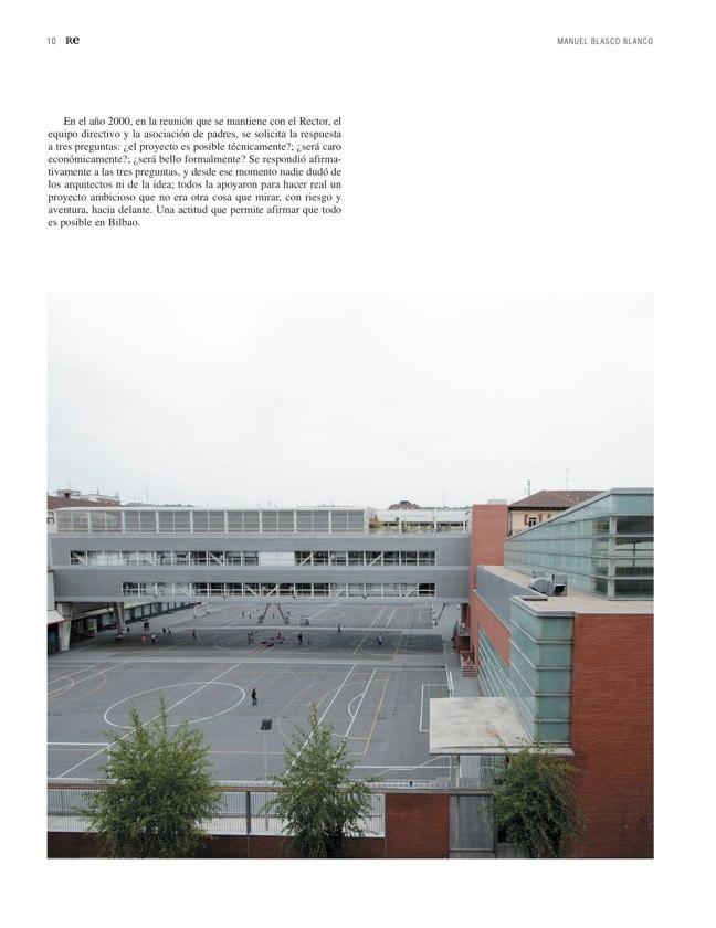 RE 36-37 I Revista de Edificación. Colegio Jesuitas de Indautxu - Preview 4