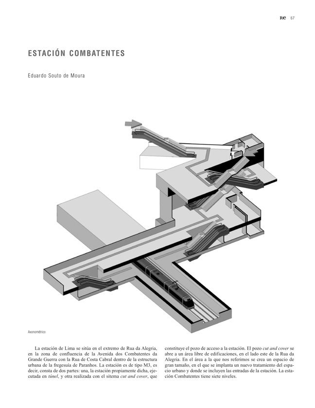 RE 39-40 Revista de Edificación METRO DE OPORTO - Preview 16