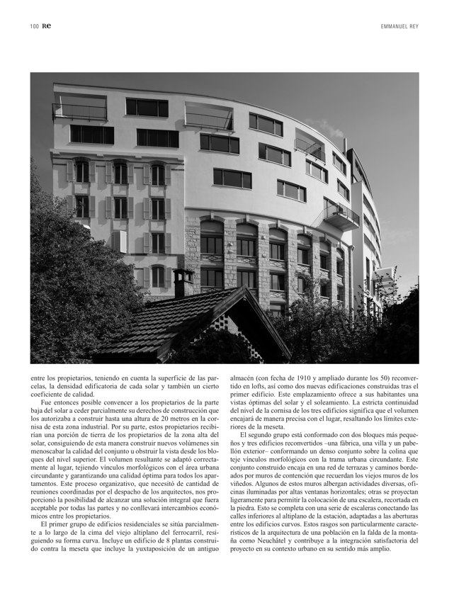 RE 39-40 Revista de Edificación METRO DE OPORTO - Preview 27