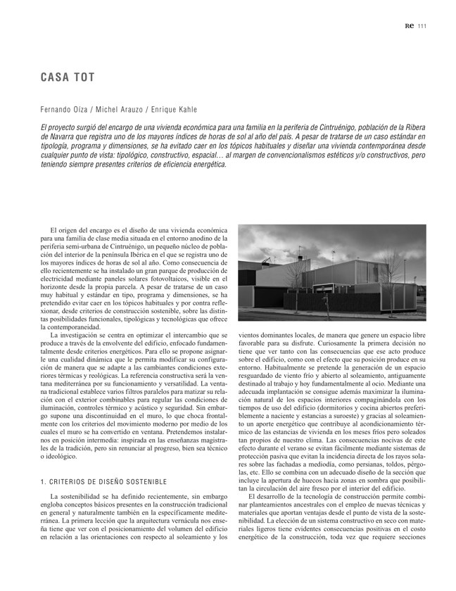 RE 39-40 Revista de Edificación METRO DE OPORTO - Preview 31