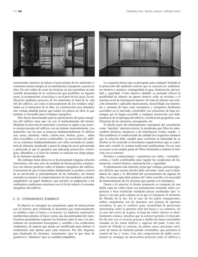 RE 39-40 Revista de Edificación METRO DE OPORTO - Preview 32