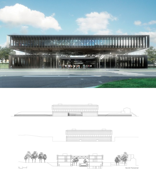Colboc Franzen & Associés · TC Biblioteca - Preview 14