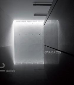 Manuel Cerdá · Obra 1999-2011 · TC Biblioteca
