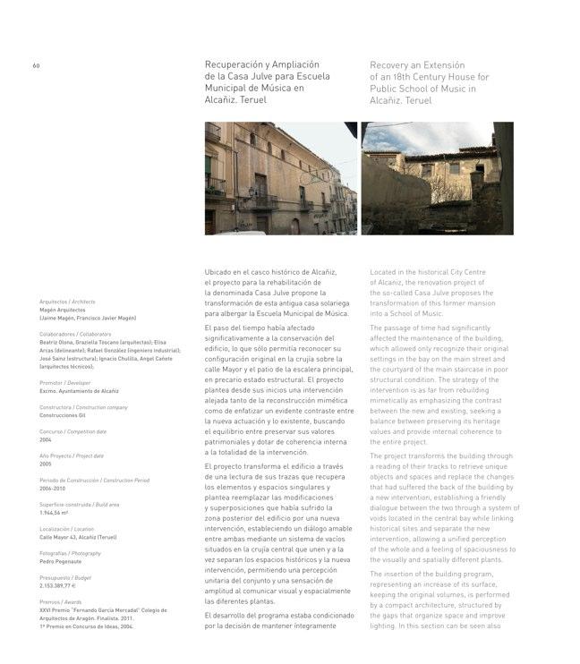 Magén Arquitectos · TC Biblioteca - Preview 10