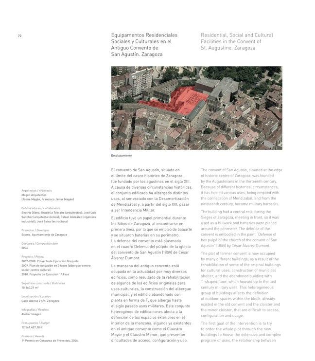 Magén Arquitectos · TC Biblioteca - Preview 12