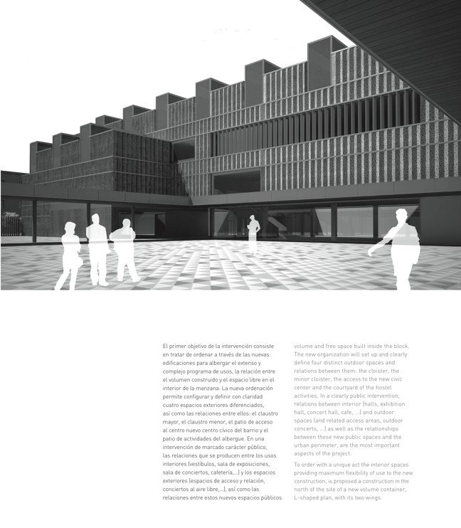 Magén Arquitectos · TC Biblioteca - Preview 13