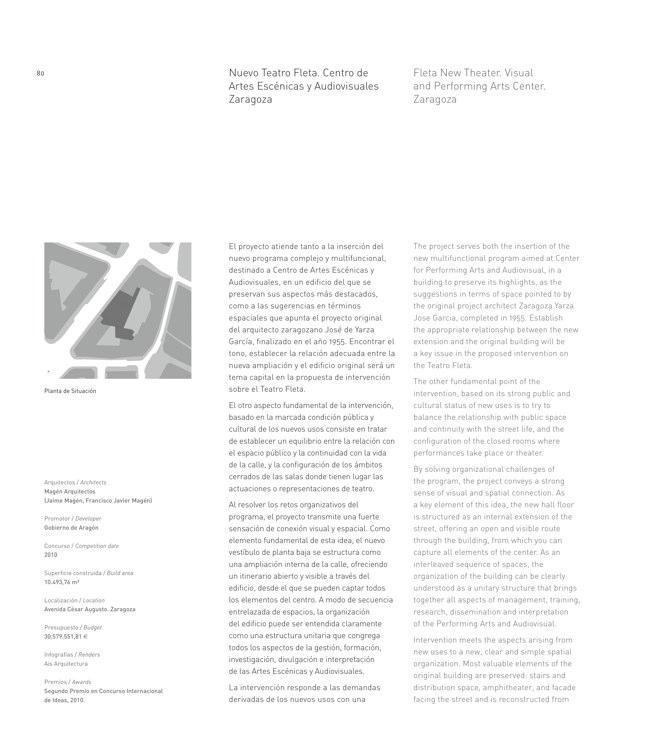 Magén Arquitectos · TC Biblioteca - Preview 14