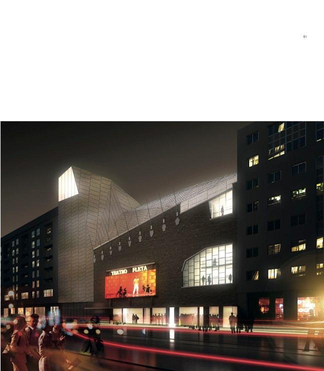 Magén Arquitectos · TC Biblioteca - Preview 15