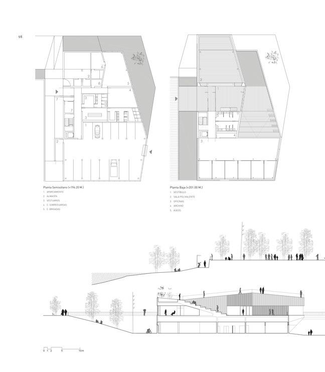 Magén Arquitectos · TC Biblioteca - Preview 19