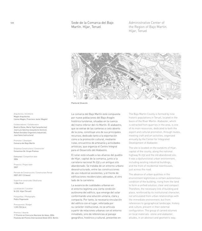 Magén Arquitectos · TC Biblioteca - Preview 25