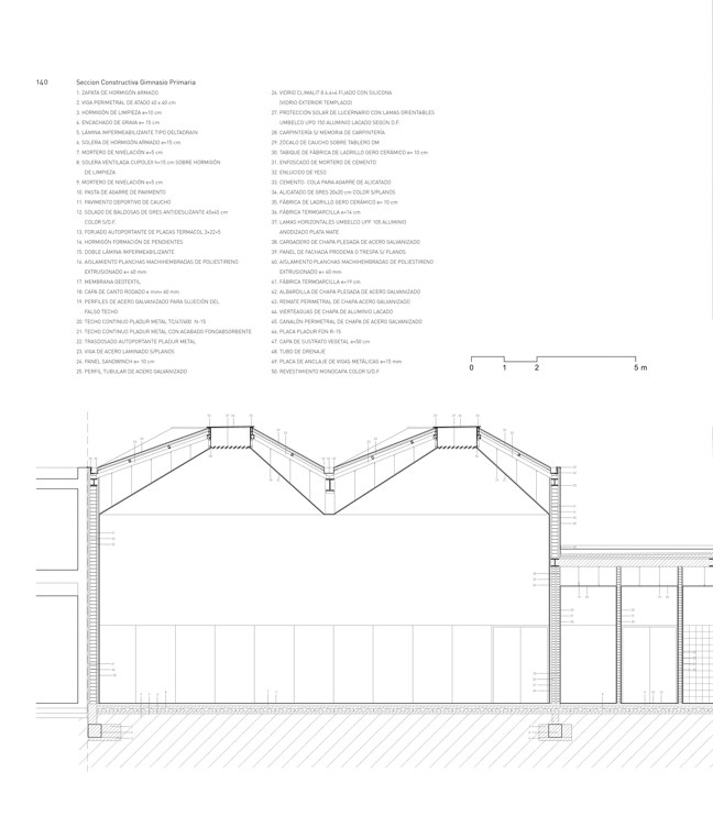 Magén Arquitectos · TC Biblioteca - Preview 32
